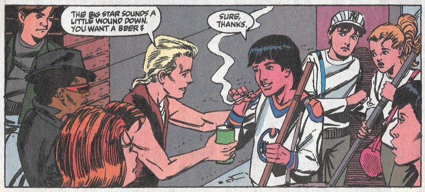 Vignette de The Amazin Spider-Man. Skating on Thin Ice !, 1990