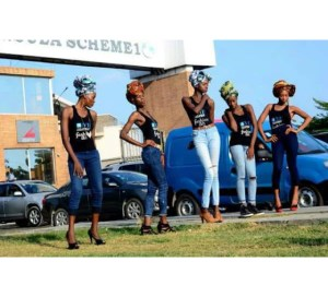NIGERIAN MODELS DEMAND PAYMENT FROM ST EVE WEST AFRICAN FASHION SHOW