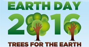 Celebrate Earth Day 22nd April 2016 #earthday