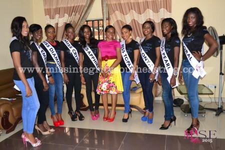 Miss Integrity International Nigeria 2016