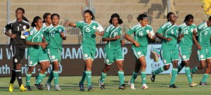 Falcons Win African Women's Cup for 8th Time