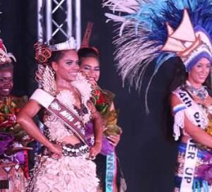 Queen of Pacific Miss Pacific Island 2016 Crowned Oreime.com