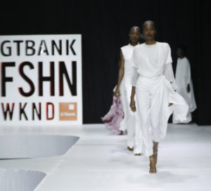 GTBank Fashion Weekend Set to hold in November