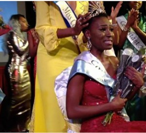 Inspiring Story of Crowned Miss Congo UK 2017 Horcelie Sinda Wa Mbongo