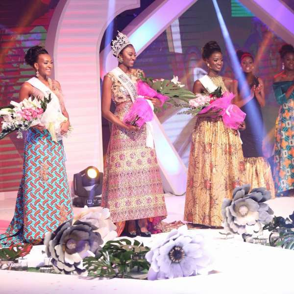 Queen Ruth Quarshie Crowned Winner Miss Universe Ghana 2017