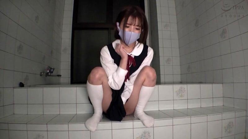 制服少女・永瀬ゆいに凌辱三昧!生意気少女が性奴隷化する調教ドキュメント!!