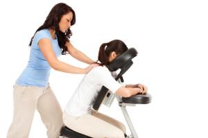 Chair Massage Beaverton