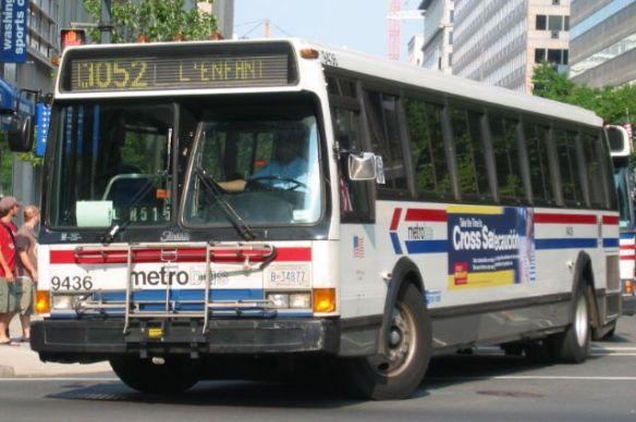 Flxible Metro-B 9436