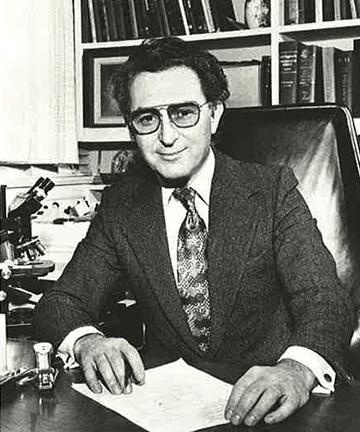Dr Norman Orentreich, 1959