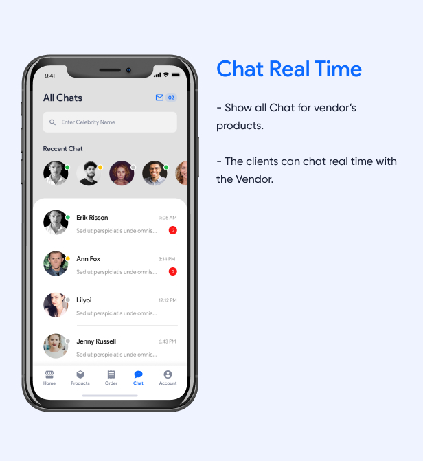 Chat Real Time