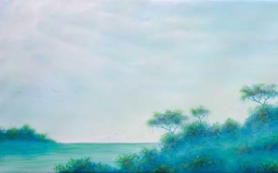 """New painting online – """"Volteggio"""""""