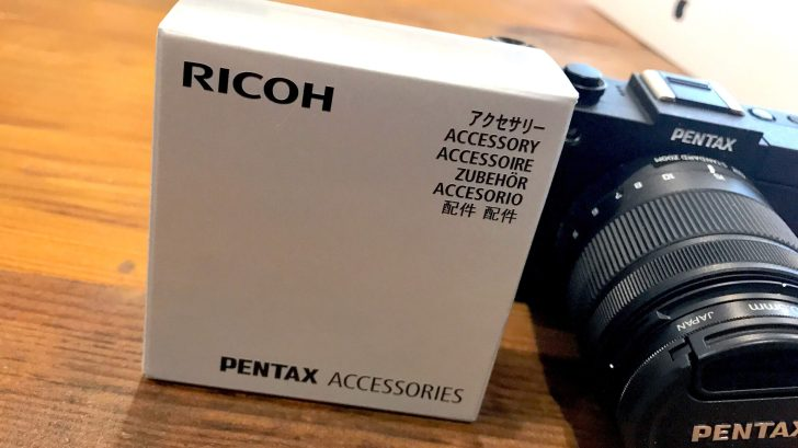 PENTAX 花型レンズフード 02 STANDARD