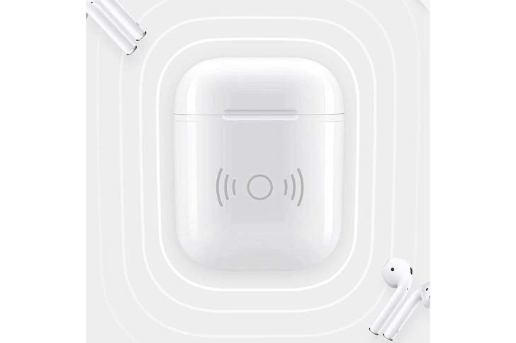 XBERSTAR Airpods Qiワイヤレス充電ケース