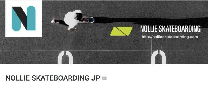 NOLLIE SKATEBOARDING JPの画像