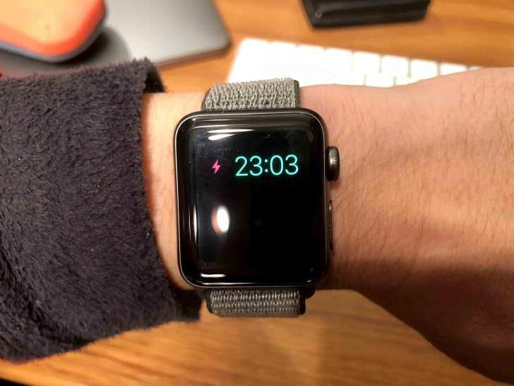 AppleWatchバッテリーに関する写真.9