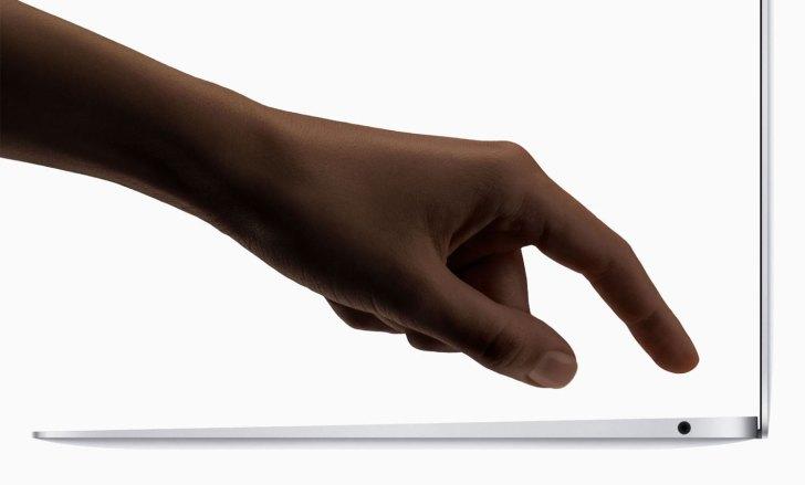 新型MacBook Air TouchID