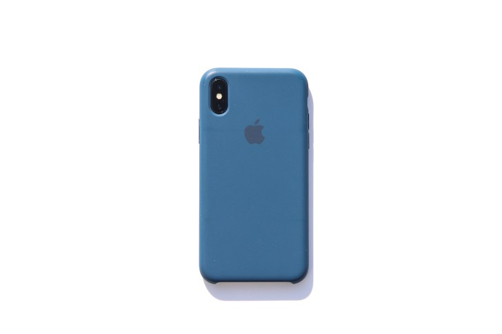 iPhone Xs/X Apple silicone case back