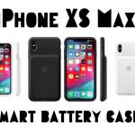 iPhone XS Max smart Battery case thumbnail