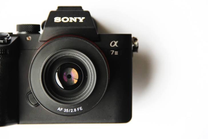 α7ⅢとSAMYANG 35mm F2.8 AF⑪