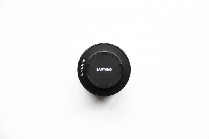 SAMYANG 35mm F2.8 AF③