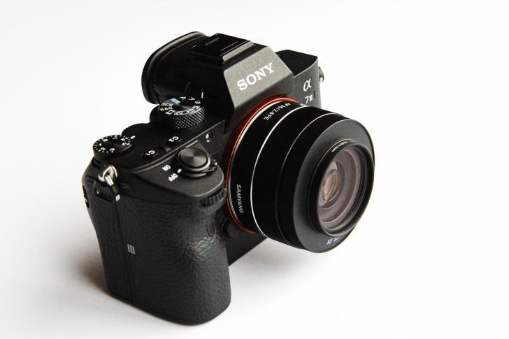 SAMYANGα7ⅢとSAMYANG 35mm F2.8 AF⑥ 35mm F2.8 AF⑥