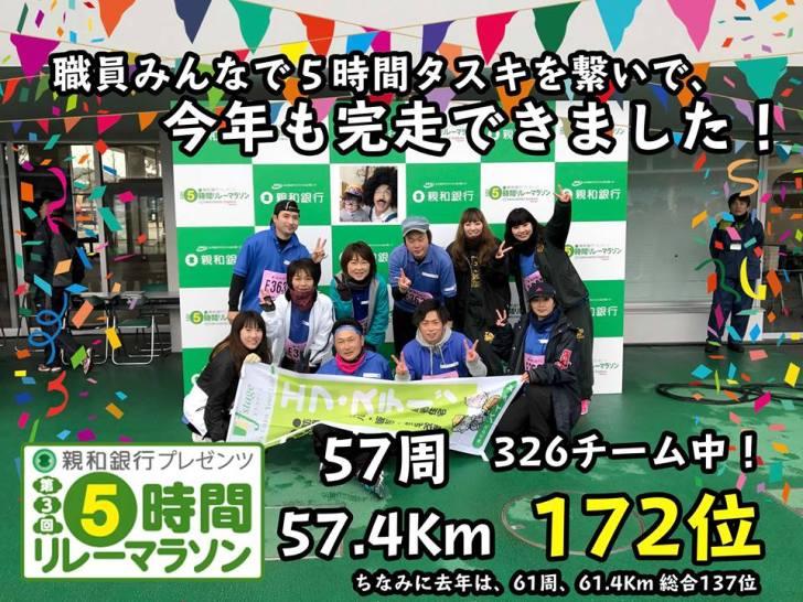 マラソン大会 イメージ