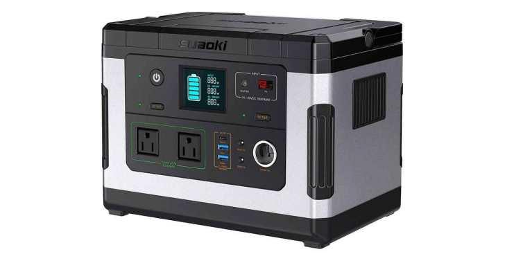 suaoki-portable-power-supply-G500-137700mAh--500Wh