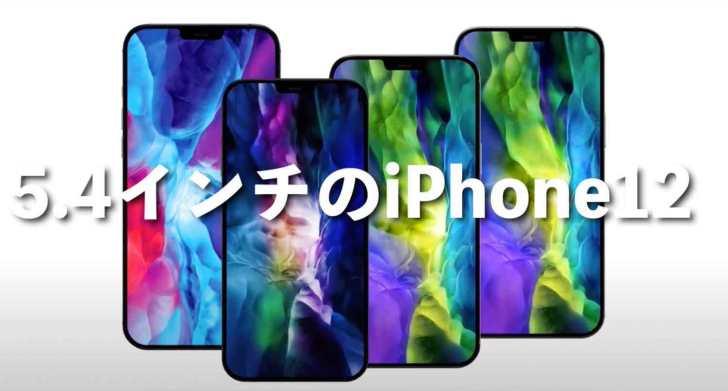iphone12-5.4inchi