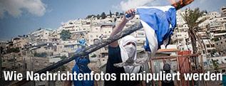 Jugendliche in Jerusalem