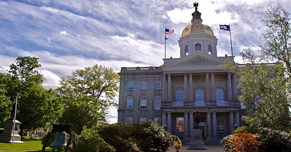 Photo of the New Hampshire State Capitol