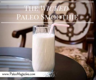 Wicked paleo smoothie by Louise