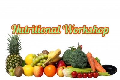 Practical nutritional workshop for parents and grand-parents.