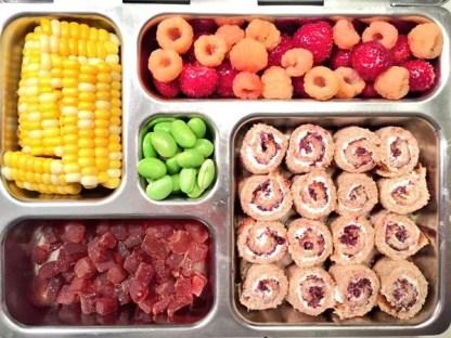 Weelicious school lunches