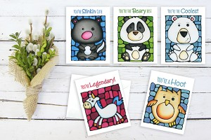 Giveaway with Kathy Lycka - Cards