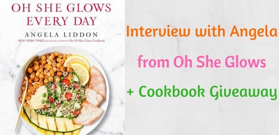 Interview with Angela from Oh She Glows