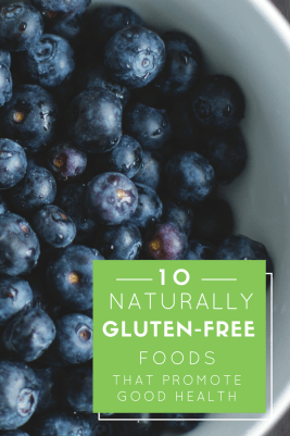 Gluten free foods list by Jenny Finke