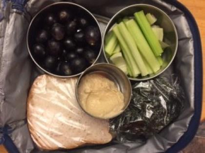 Delicious healthy lunch 4