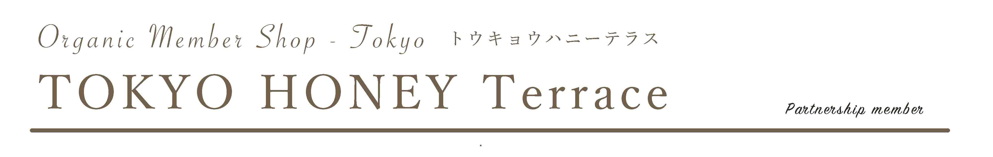 TOKYO HONEY Terrace