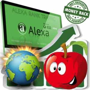 Buy Alexa Rank Traffic (Global)