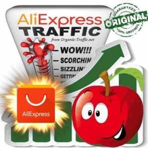 Buy AliExpress.com Web Traffic