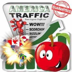 America Web Traffic Service