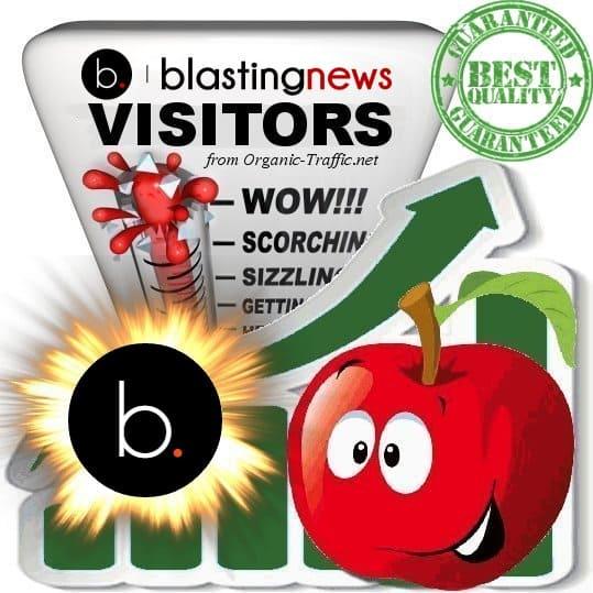 Buy Brasilian Traffic » BlastingNews.com