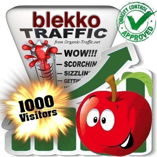 buy 1000 blekko search traffic visitors