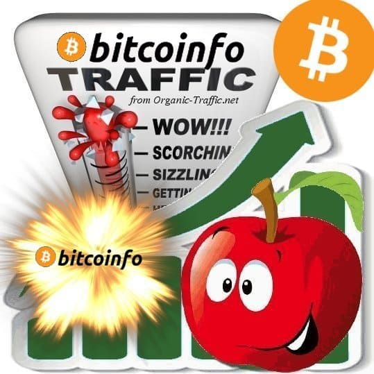 Buy Bitcoinfo.ru Traffic Visitors