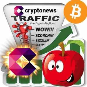 Buy Traffic from CryptoNews.com