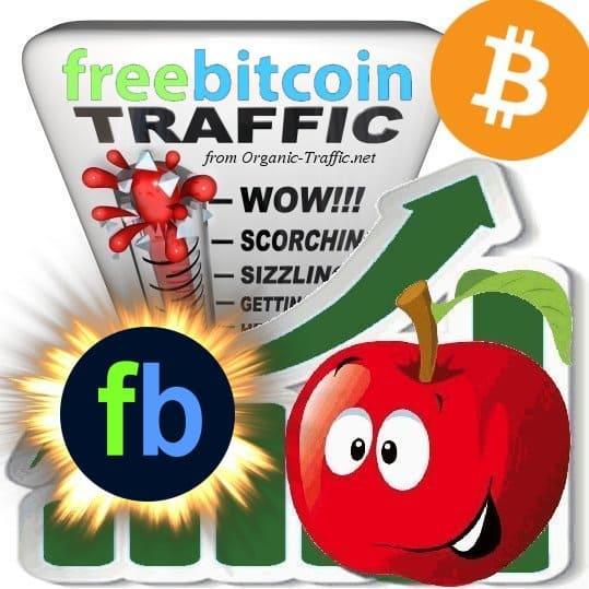 Buy FreeBitco.in Traffic Visitors