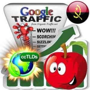 buy google angola organic traffic visitors
