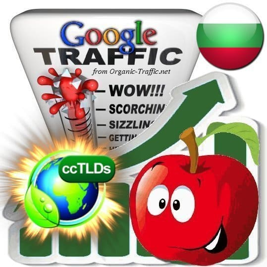 buy google bulgaria organic traffic visitors