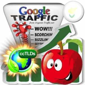 buy google cyprus organic traffic visitors