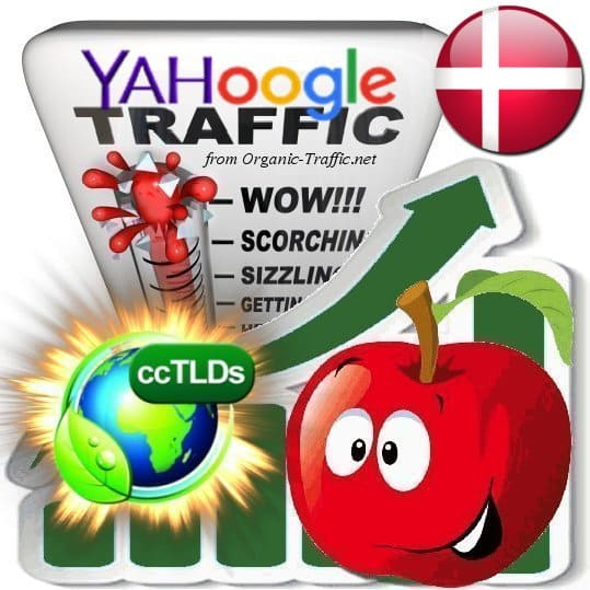 Buy Google & Yahoo Denmark Webtraffic